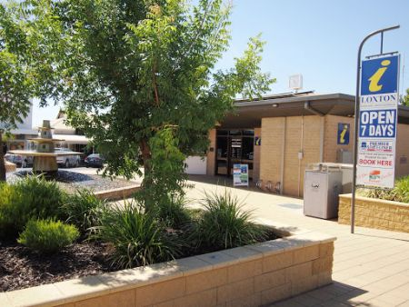 Loxton Library Visitor Centre