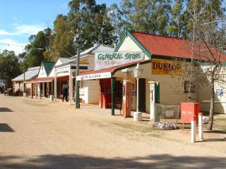 Loxton Historical Village