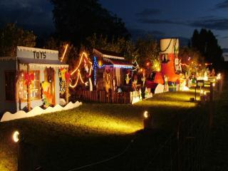 Loxton Lights - Mini Village